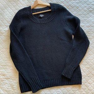 Simon's Wool Blend Knit Sweater